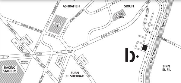Beirut Art Center (BAC) - Khatt Foundation
