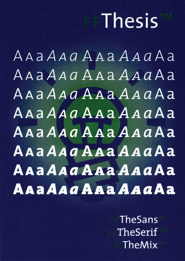 the thesis font family khatt foundationthe thesis font family